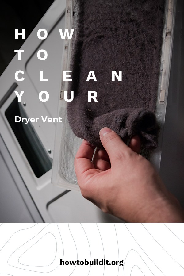 Is your dryer taking longer to dry your clothes? Before you call a repairman, keep reading to learn about how you can clean your dryer vent and save a lot of money. No more having to use two or three cycles to get things dry. Easy DIY home maintenance project everyone can do. #homemaintenance #cleanyourdryervent