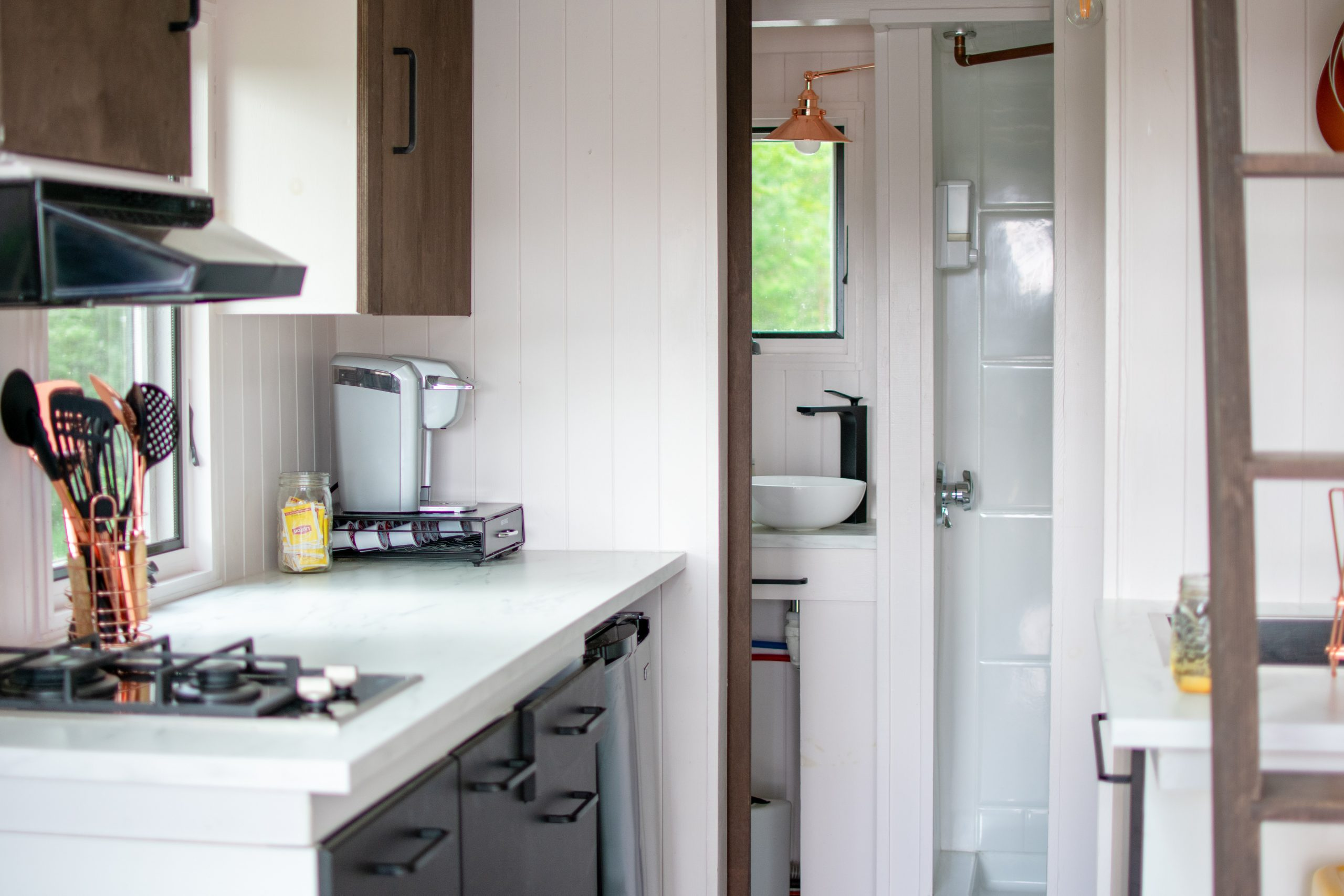 Do you know about granny pods/backyard cottage? They are the best way to keep your loved ones close to you! There are so many fun things you can do with granny pods/backyard cottage interiors.