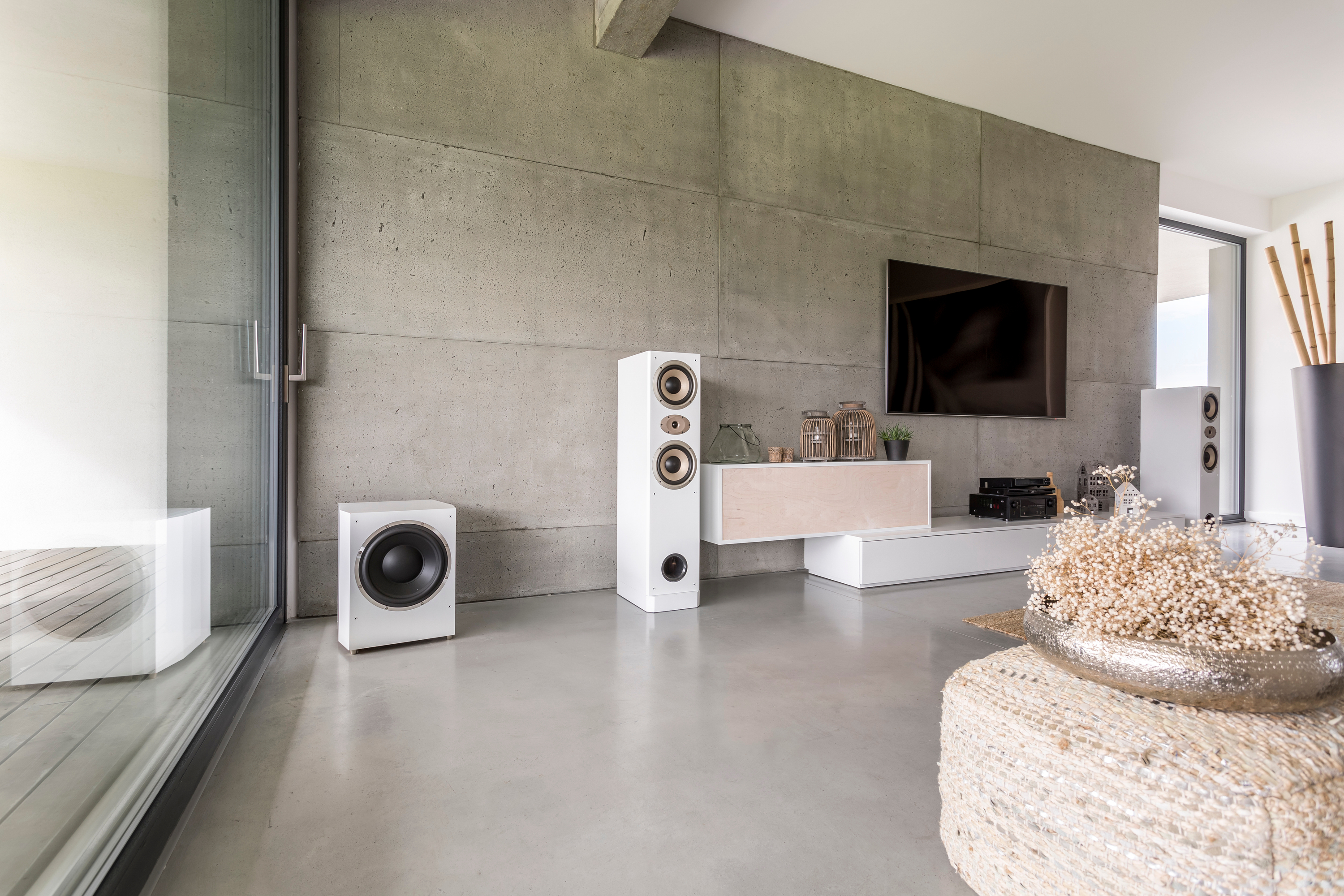 If you've ever considered having an audio room in your home, you should do it! These audio room ideas are amazing. See how you can add an audio room to your home.
