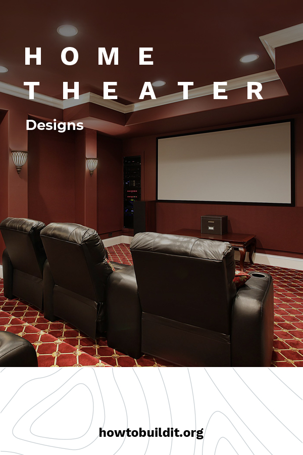 In my opinion, every home should have a home theater. Honestly, they are as important as kitchens. OK, that may be a stretch, but if you are like me and love home theaters, you need to keep reading to learn about the latest in design ideas, theater seats, theaters for small rooms and even decor ideas. After you read it, you just need to pick a movie and pass the popcorn. #hometheaterideas #hometheaterdesign #hometheaterdecor