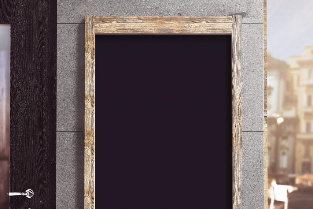 I love the look of vintage window frames. I also love these DIY projects for old window frames! Let me show you how you can DIY old window frames into wall art, home decor, pictures, and more! You will love the charm that these DIY projects for old window frames add to your home! This DIY chalkboard will be very useful in your home.