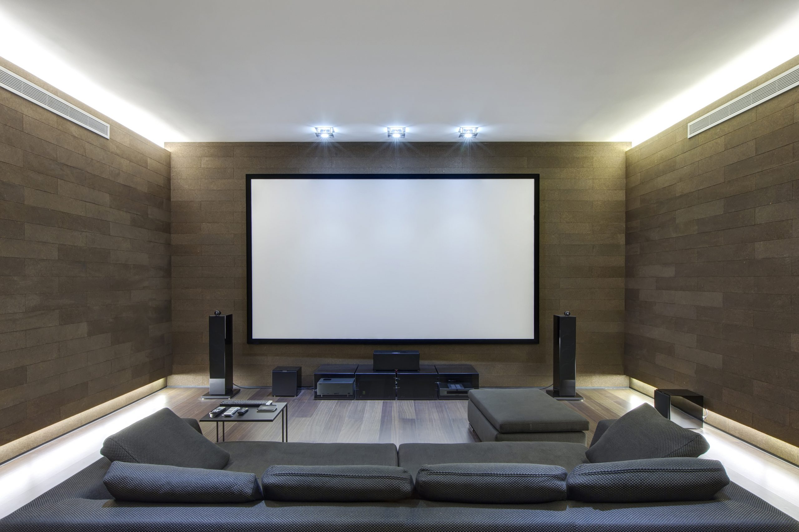 If you have always dreamed of having a home theater, check out one of these incredibly easy home theater designs. You will love these home theater design ideas!