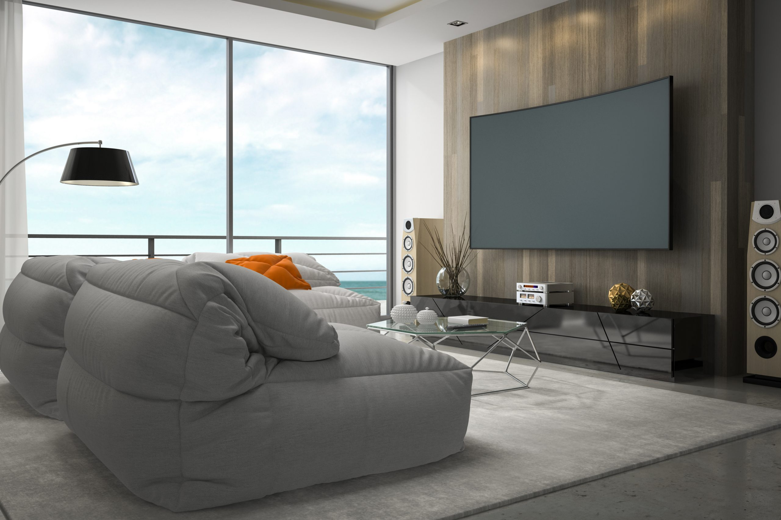 If you have always dreamed of having a home theater, check out one of these incredibly easy home theater designs. These bean bags make amazing seats for your home theater.