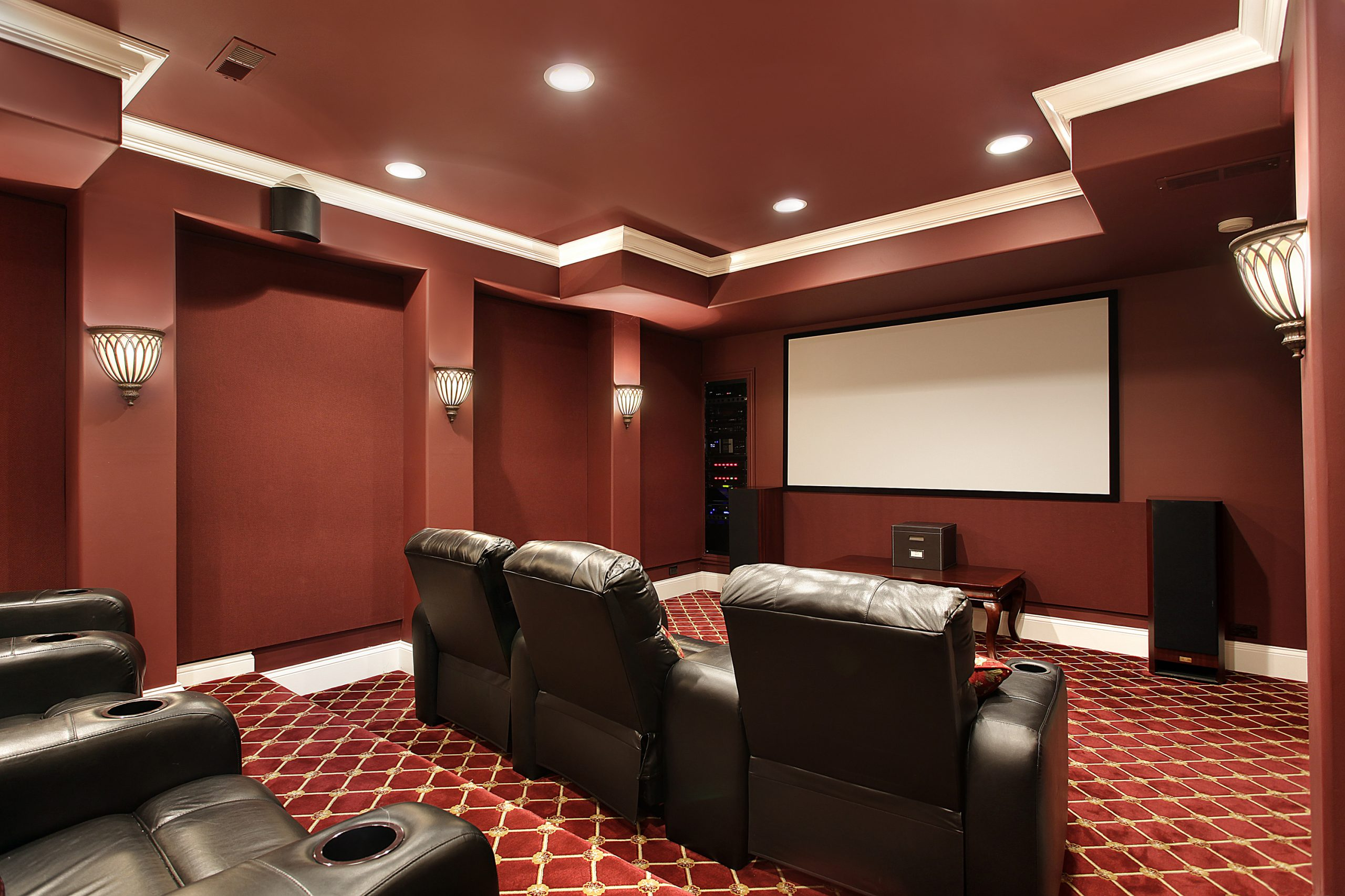 If you have always dreamed of having a home theater, check out one of these incredibly easy home theater designs. And, decor is a must! We have the best home theater decor ideas!