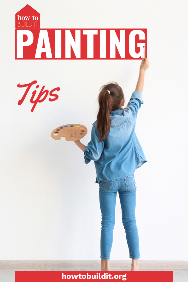 If you have ever watched a professional painter at work, you know how easy they make it look. Perfect lines, no runs and so on. Well, they do it every day so you know they have a few tips and tricks. This post contains tips from a professional painter to help you get professional looking results. Read on for the info. #howtobuilditblog #professionalpainttips #tipsfromapainter #homeupgrades