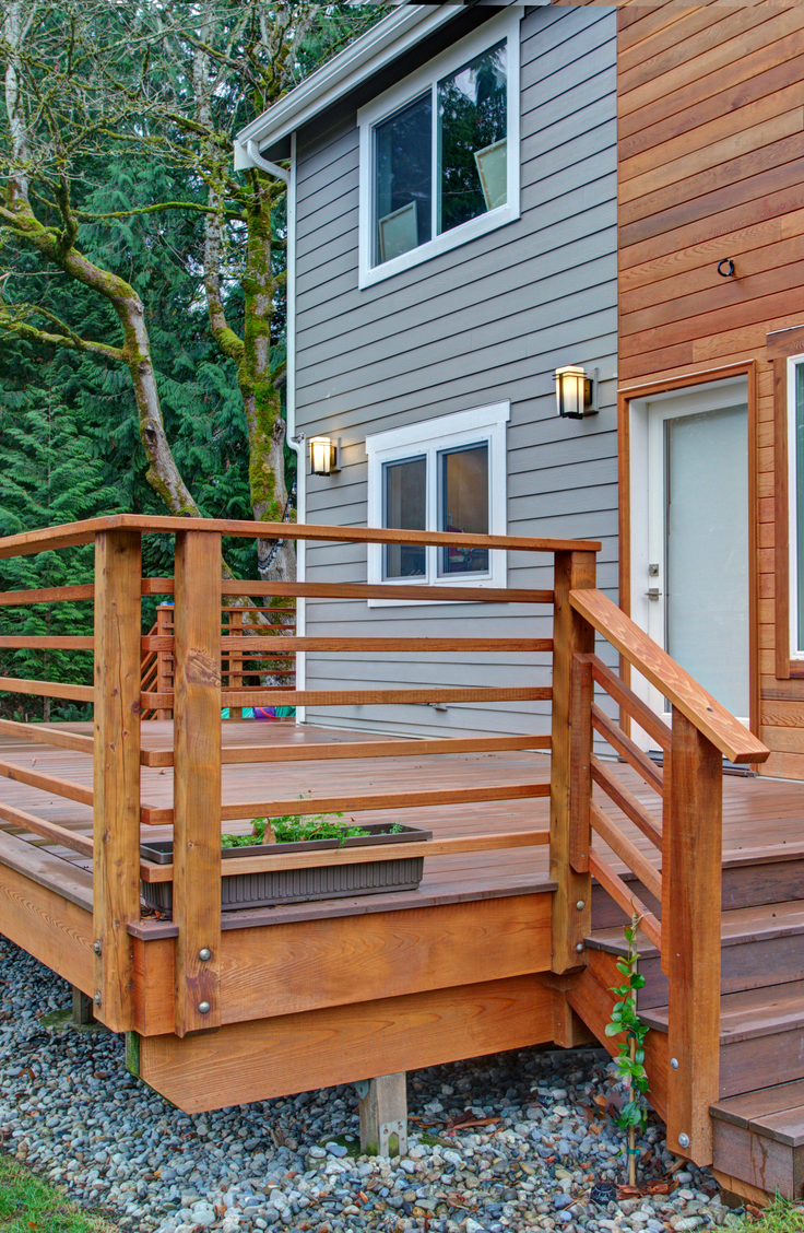 Summer is here and it's time to renovate that deck of yours! It doesn't matter what kind of budget you are on, these DIY deck renovation ideas are great for all! You will be spending all of your time outside!
