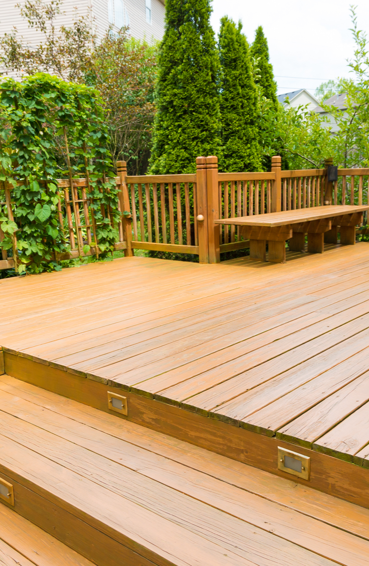 Summer is here and it's time to renovate that deck of yours! It doesn't matter what kind of budget you are on, these DIY deck renovation ideas are great for all! Check them out!