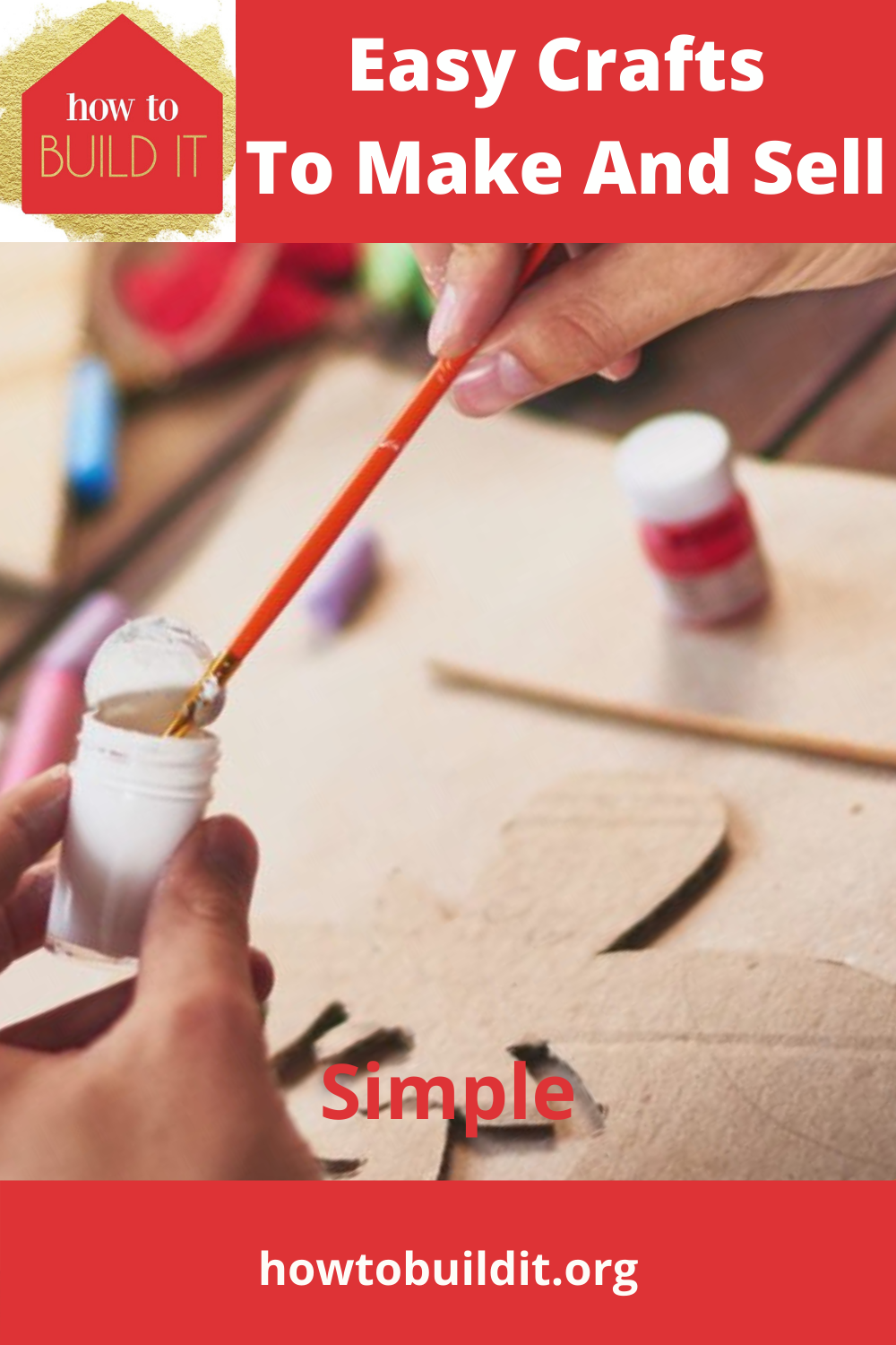 Do you have some free time that you need to fill? Perfect! We have some easy craft ideas that you can make and sell. Why not take advantage of your free time and your crafty skills to make money. Read the post to learn more. #craftstosell #waystomakemoneyfromhome #DIYcraftstomake #craftstomakeandsell