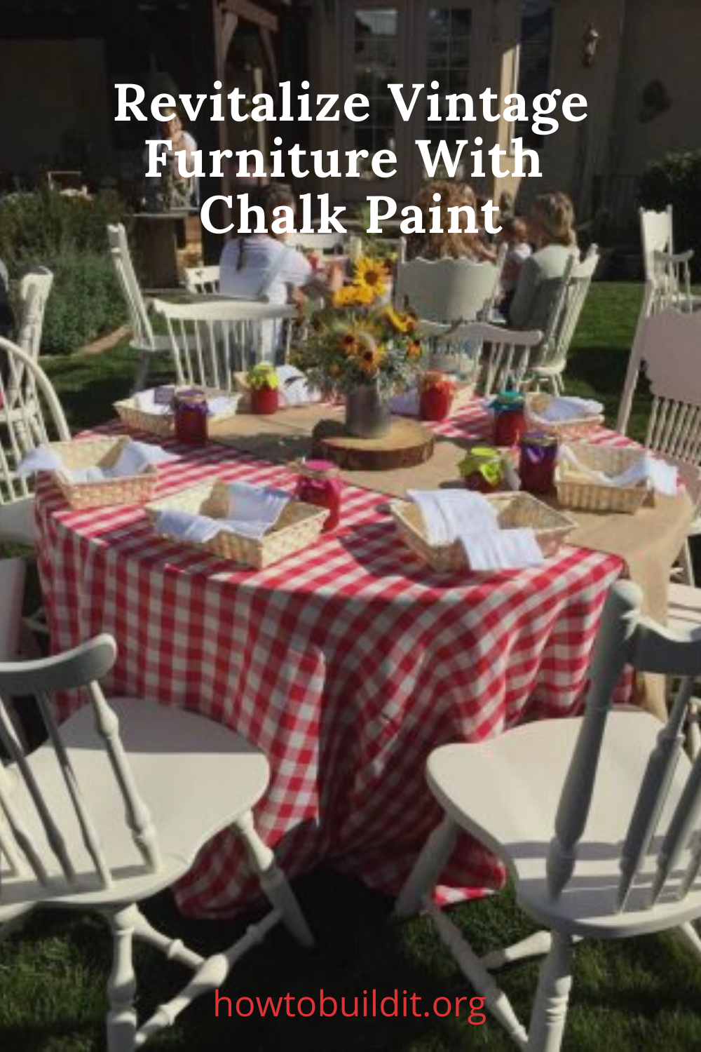 I love painted vintage furniture. I've collected many pieces over the years and vitalized them with chalk paint. I love the look. It's charming and cozy. Chalk paint makes transforming furniture easy to to all the color available, and it's an easy DIY project. Read the post for an easy chalk paint tutorial #DIYprojects #transformation #paintedfurniture #chalkpaintideas
