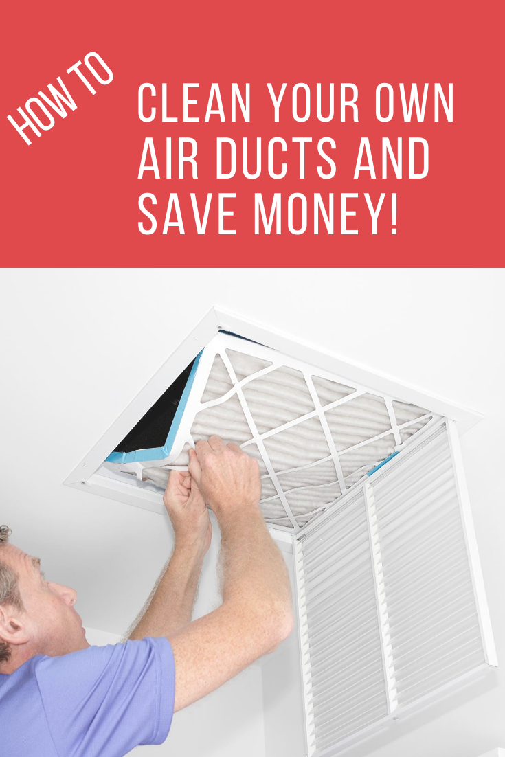 Since I have asthma, I wanted to learn how to clean my air ducts by myself. It can be expensive if you hire someone, and I want it done often. So, now that I know how, I am going to teach you. Breathe easier with less dust. That alone makes me happy but so does clean air ducts. #homerepairs #DIYhomerepairs #homemaintenance #howtobuilditblog