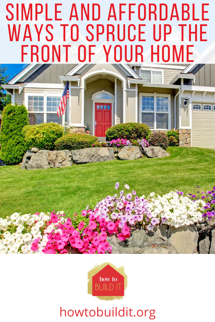 Howtobuildit.org has all the best DIY projects for you and your perfect home! Take on tons of new projects that anyone can complete, even with little experience! If you want to give your home a little more curb appeal, give these simple and affordable DIYs a try!