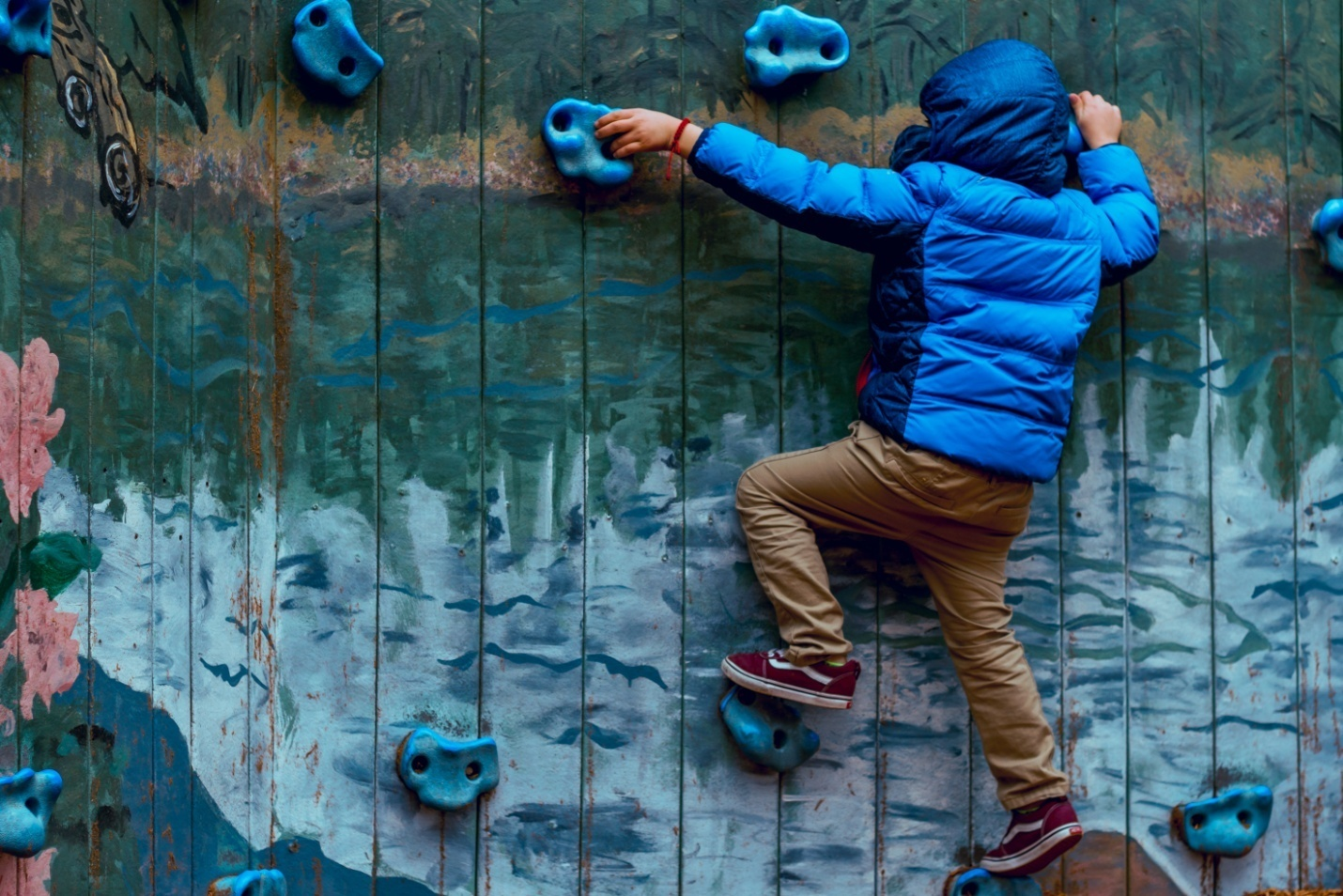 Do it Yourself Rock Wall