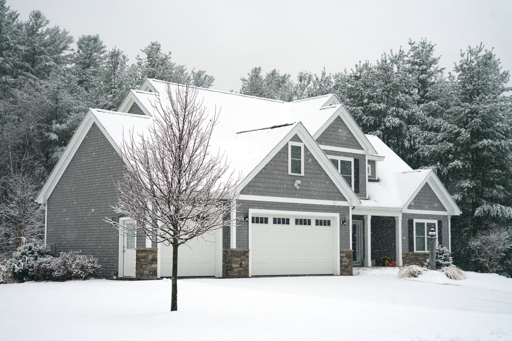 how to prepare your home for winter - pay attention to hard surfaces