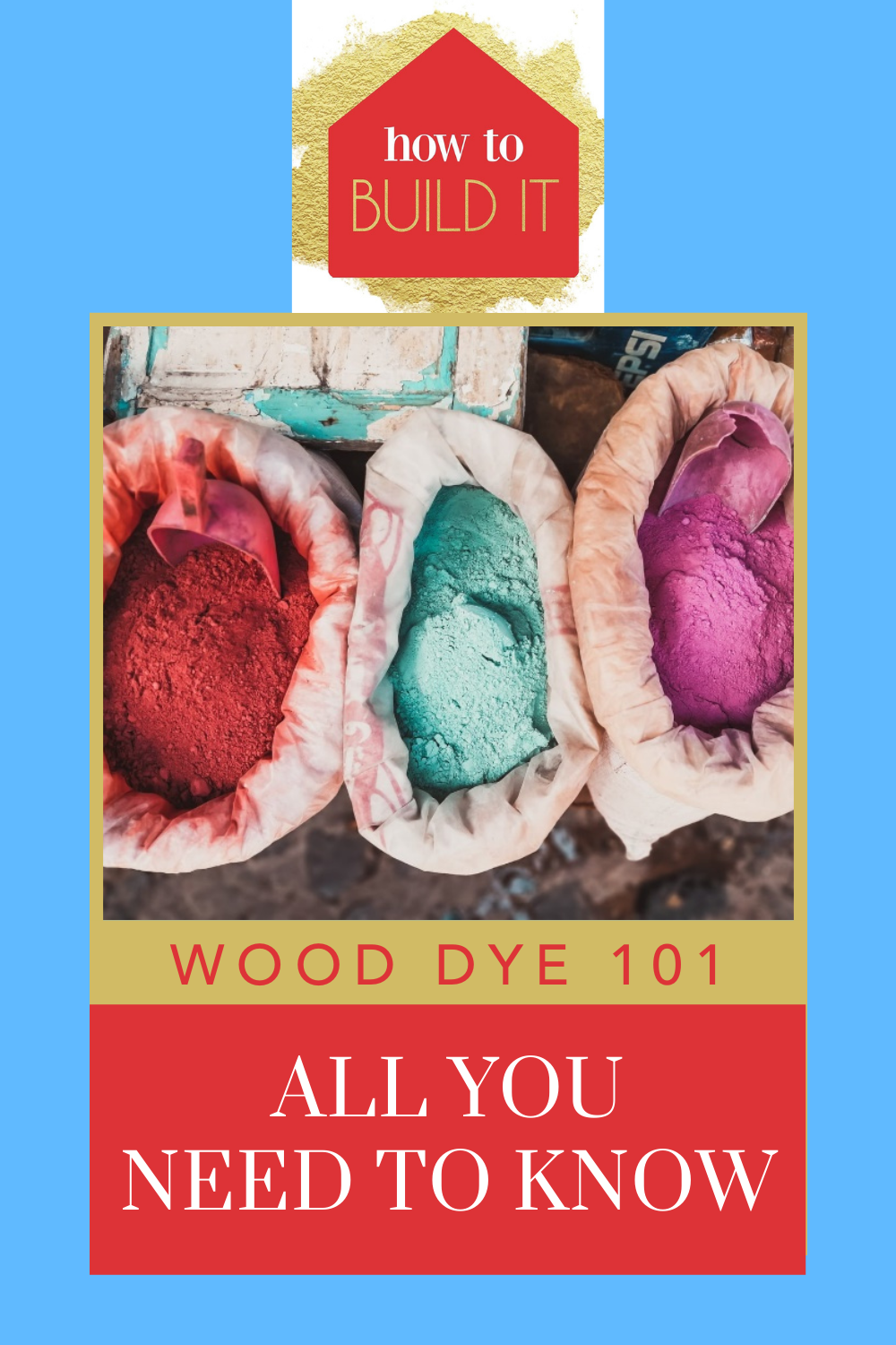 Howtobuildit.org is the ultimate resource for home improvement and DIY projects! Give your furniture a quick and subtle upgrade! Learn how to finish your look with wood dye!
